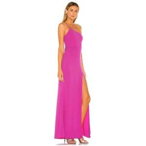 Lovers & Friends | NEW Eve Gown in Rose Pink XS